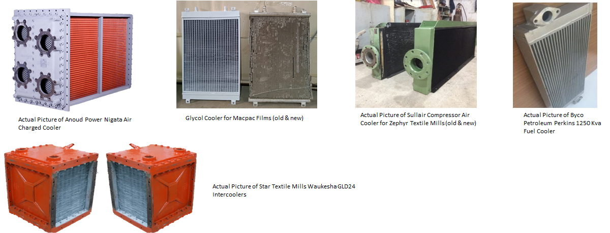 After-coolers-Intercoolers-Fuel-Coolers